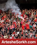 اخطار مدیر کانون هواداران باشگاه پرسپولیس به تراکتوری ها
