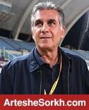 کی روش: بازیکنان ایران توانایی شگفتی سازی را دارند