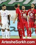 حاشیه بازی: شاگردان گل محمدی شانس رکوردشکنی را از دست دادند