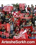 حواشی پیش از بازی: حضور شیعی و دادرس در ورزشگاه / اشتباه هواداران به خاطر کاپشن های قرمز