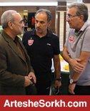 جلسه گرشاسبی و برانکو برای جذب بازیکن در نیم فصل