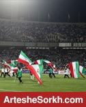 کی روش و اعضای تیم ملی فوتبال به دیدار روحانی رفتند