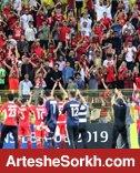 حواشی بازی: جشن و پایکوبی هواداران پرسپولیس