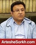 واکنش حسین هدایتی به شکست پرسپولیس + عکس
