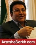 حسین هدایتى در جلسه با استاندار خوزستان