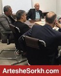جلسه هیأت مدیره پرسپولیس در عسلویه برگزار شد