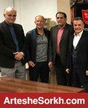 جلسه هیات مدیره باشگاه با حضور کالدرون برگزار شد