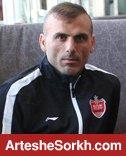 حسینی: پرسپولیس دارد خسته می شود