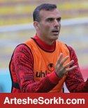 AFC به رکورد شکنی کاپیتان پرسپولیس پرداخت