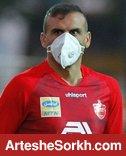 حسینی: رسول پناه مخالف تخفیف 40درصدی بازیکنان است
