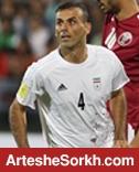 حسینی: طبق برنامه پیش رفتیم و خدا را شکر به جام جهانی صعود کردیم
