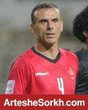 اولین گل سیدجلال با ضربه سر برای پرسپولیس در آسیا