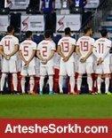 ترکیب تیم ملی برای بازی با سوریه مشخص شد