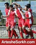 پیروزی جوانان با 3 گل در هفته گذشته لیگ پایه