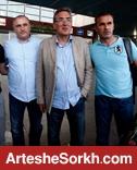 بازگشت برانکو به کرواسی همراه رئیس جمهورسابق
