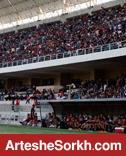 طرح سرپرست باشگاه پرسپولیس برای ورزشگاه کاظمی