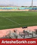 اجرای طرح محدودیت تردد در ورزشگاه شهید کاظمی