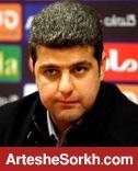 خمارلو: اعتراض رسمی باشگاه پرسپولیس به سازمان لیگ ارسال می شود