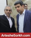 نمایندگان پرسپولیس امروز به عمان می روند