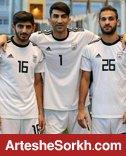کاروان تیم ملی وارد تهران شد