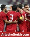 تیم ملی با برد راهی جام ملت ها شد