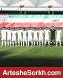 ترکیب تیم ملی فوتبال ایران همان که روز گذشته اعلام کردیم