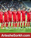 3 کاپیتان تیم ملی مشخص شدند