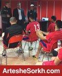 عرب خطاب به بازیکنان: پیگیر مطالبات شما هستم