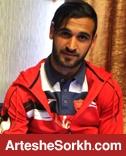 نوراللهی: دوست دارم در پرسپولیس بمانم و برای تیم مورد علاقه ام بازی کنم