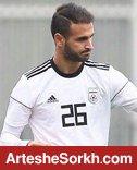 نوراللهی صاحب شماره 6 پیراهن تیم ملی شد