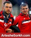 چرا نام بازیکنان اوکراینی از لیست پرسپولیس خارج شد؟ +عکس