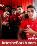 بازیکنان از ورزشگاه شهید کاظمی راهی قم می شوند