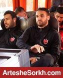 اعلام ساعت حرکت تیم به اصفهان