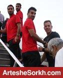 زمان سفر پرسپولیس به دبی برای بازی با الاهلی مشخص شد