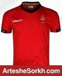پرسپولیس با پیراهن اصلی مقابل نماینده امارات