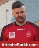 رادو: در ایران فقط برای پرسپولیس بازی می کنم