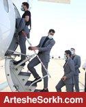 پرواز پرسپولیس به تهران با تاخیر انجام می شود