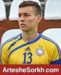 باشگاه قید مهاجم ازبکستانی را زد