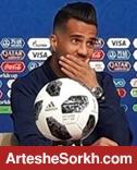شجاعی: بی صبرانه منتظر بازی مقابل مراکش هستیم