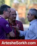 برانکو و طاهری تشکیل جلسه خواهند داد