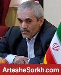 طاهری و رییس کمیته تعیین وضعیت بازیکنان تشکیل جلسه دادند