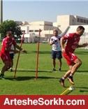 گزارش تمرین: تمرین پرفشار در ورزشگاه آزادی/ تپه نوردی ۲ سرخپوش