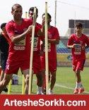 تمرینات در دو روز آینده در ورزشگاه شهید کشوری