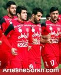 گزارش تمرین: فریاد برانکو بر سر مدافع ملی پوش/ لباس های متفاوت سرخ پوشان