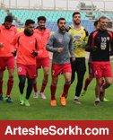 گزارش تمرین: مرور تاکتیک های تیمی در آخرین تمرین پیش از بازی