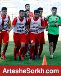 گزارش تمرین: شاگردان برانکو فوتبال با جریمه بازی کردند!/ مسلمان همه را به وجد آورد