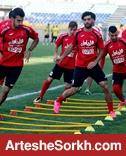 گزارش تمرین: فوتبال هدفمند در دستور کار شاگردان برانکو/ زدن ضربات ایستگاهی و ارسال کرنر برنامه اصلی سرخ پوشان