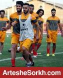 برگزاری آخرین تمرین پرسپولیس پیش از سفر به شیراز/ فوتبال با4دروازه!