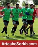 گزارش تمرین تیم ملی: تمرین بیرانوند با دست شکسته/ غفوری و امیری زیر نظر کادر پزشکی