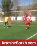 گزارش اردوی دوبی: بازیکنان والیبالیست شدند!